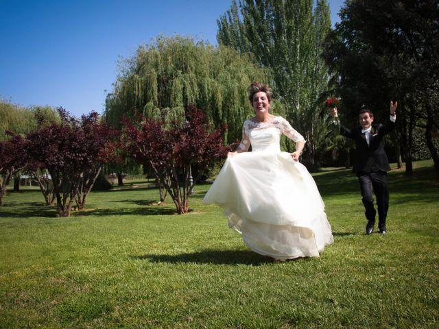La boda de Roger y Sandra en Bellvis, Lleida 24