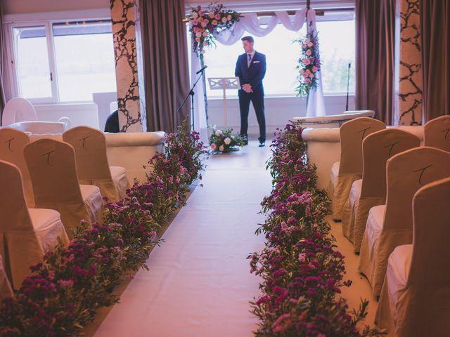 La boda de Oskar y Elixabet en Getxo, Vizcaya 2