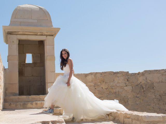 La boda de Néstor y Silvia en Elx/elche, Alicante 2