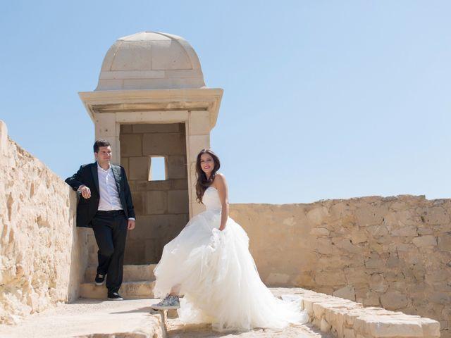 La boda de Néstor y Silvia en Elx/elche, Alicante 3