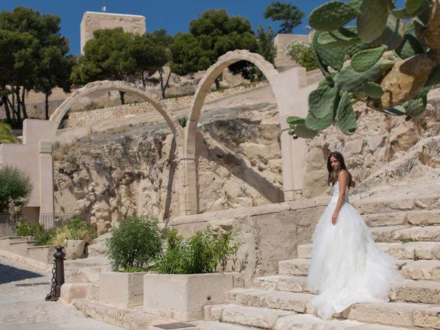 La boda de Néstor y Silvia en Elx/elche, Alicante 8