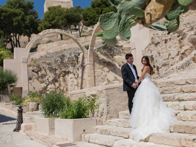La boda de Néstor y Silvia en Elx/elche, Alicante 9