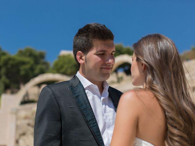 La boda de Néstor y Silvia en Elx/elche, Alicante 10