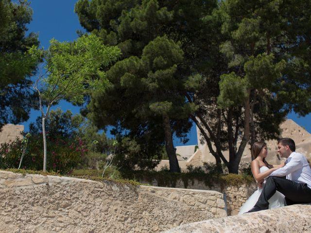 La boda de Néstor y Silvia en Elx/elche, Alicante 12