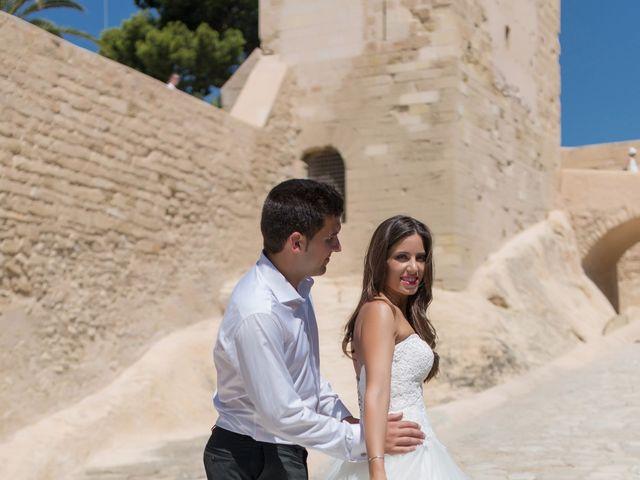 La boda de Néstor y Silvia en Elx/elche, Alicante 13