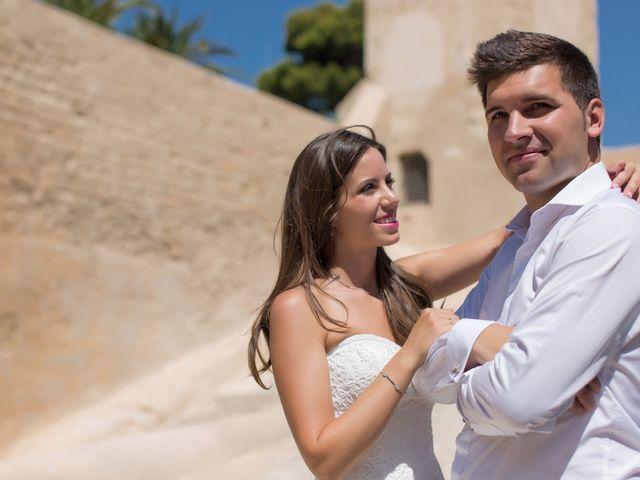 La boda de Néstor y Silvia en Elx/elche, Alicante 15