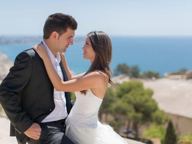 La boda de Néstor y Silvia en Elx/elche, Alicante 16