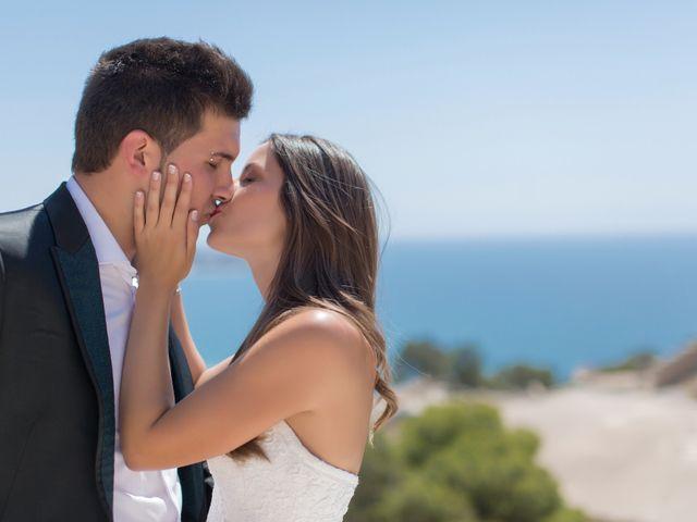La boda de Néstor y Silvia en Elx/elche, Alicante 17