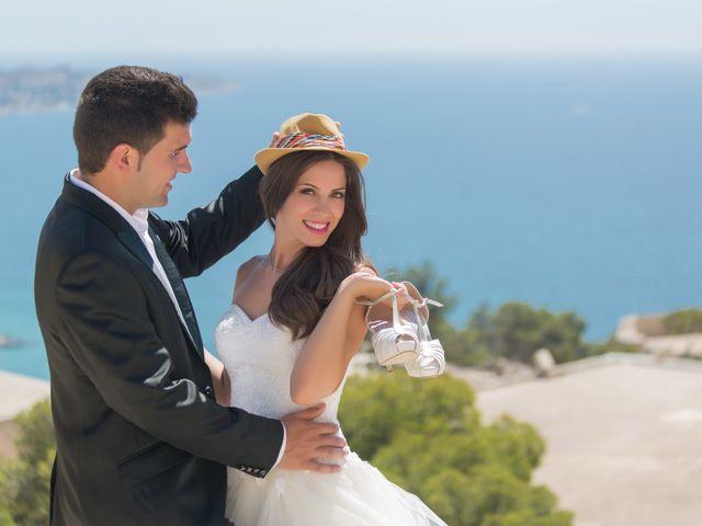 La boda de Néstor y Silvia en Elx/elche, Alicante 18