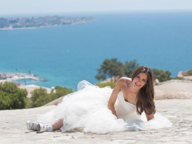 La boda de Néstor y Silvia en Elx/elche, Alicante 19