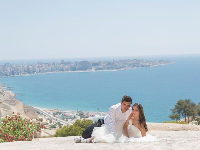 La boda de Néstor y Silvia en Elx/elche, Alicante 20