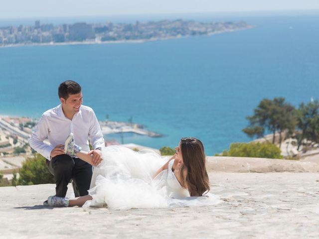 La boda de Néstor y Silvia en Elx/elche, Alicante 21