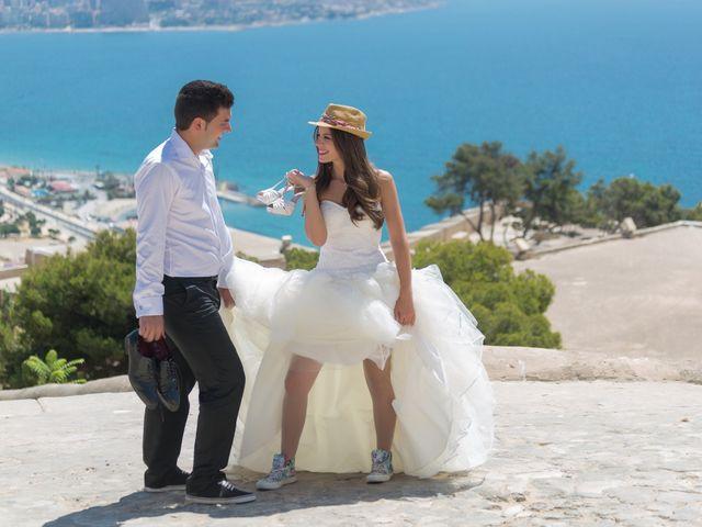 La boda de Néstor y Silvia en Elx/elche, Alicante 22
