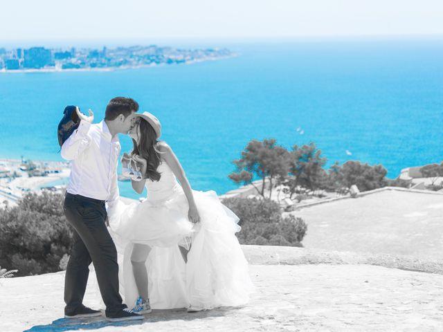 La boda de Néstor y Silvia en Elx/elche, Alicante 23
