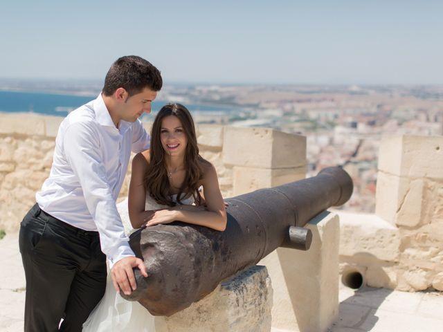 La boda de Néstor y Silvia en Elx/elche, Alicante 28