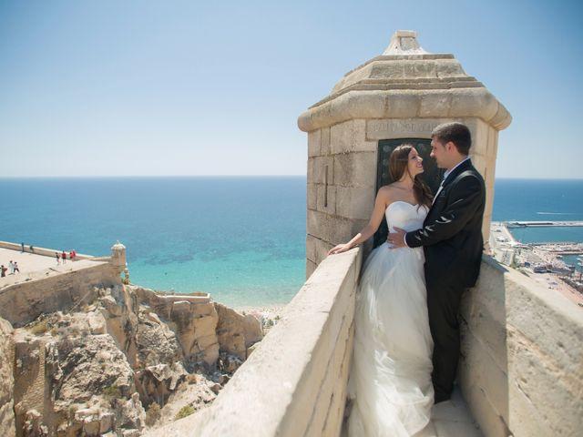 La boda de Néstor y Silvia en Elx/elche, Alicante 29