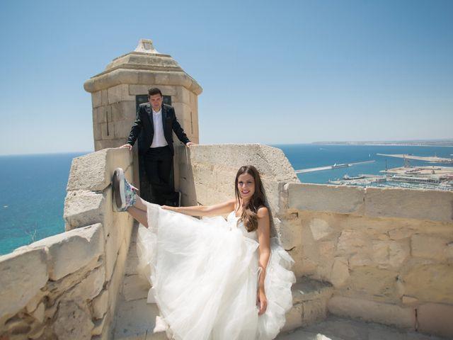 La boda de Néstor y Silvia en Elx/elche, Alicante 30