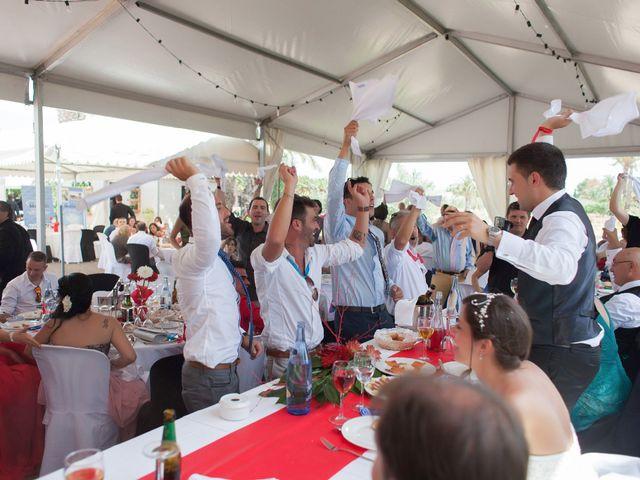 La boda de Néstor y Silvia en Elx/elche, Alicante 37