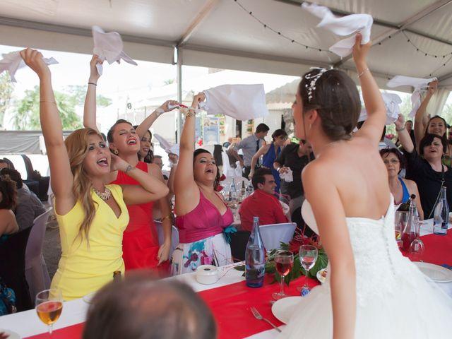 La boda de Néstor y Silvia en Elx/elche, Alicante 38