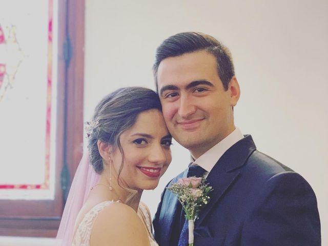 La boda de Mario  y Belinda  en Alcalá De Henares, Madrid 2