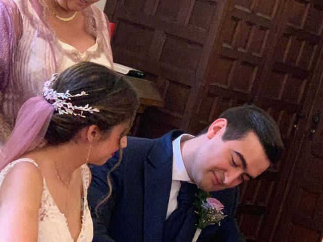 La boda de Mario  y Belinda  en Alcalá De Henares, Madrid 14
