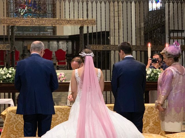 La boda de Mario  y Belinda  en Alcalá De Henares, Madrid 17
