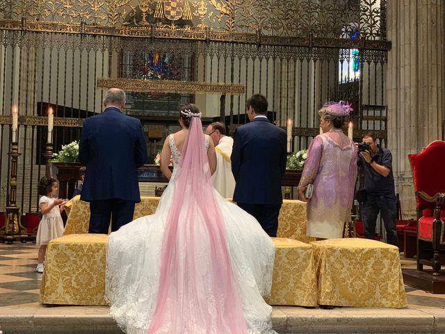 La boda de Mario  y Belinda  en Alcalá De Henares, Madrid 18