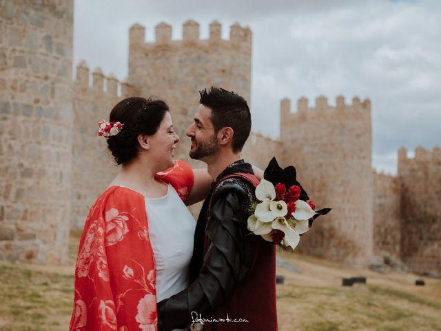 La boda de Gabi y Maria en Ávila, Ávila 1