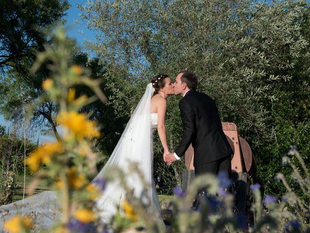 La boda de Beatriz y Alfonso