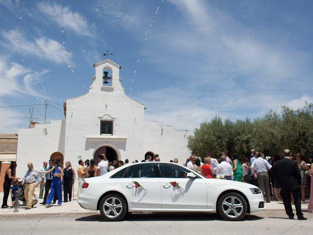 La boda de Néstor y Silvia en Elx/elche, Alicante 43