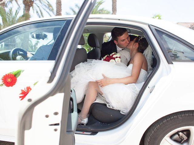 La boda de Néstor y Silvia en Elx/elche, Alicante 48