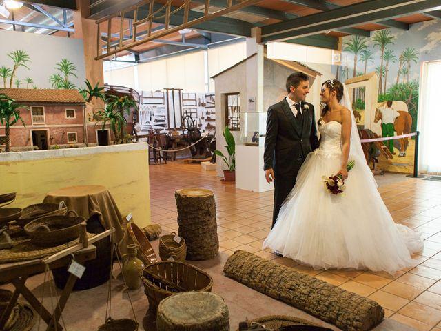 La boda de Néstor y Silvia en Elx/elche, Alicante 51