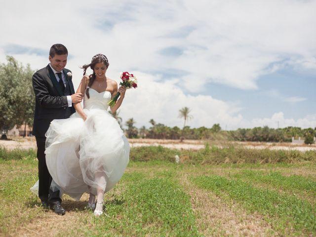 La boda de Néstor y Silvia en Elx/elche, Alicante 52