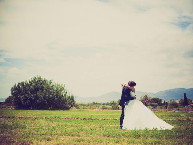 La boda de Néstor y Silvia en Elx/elche, Alicante 53