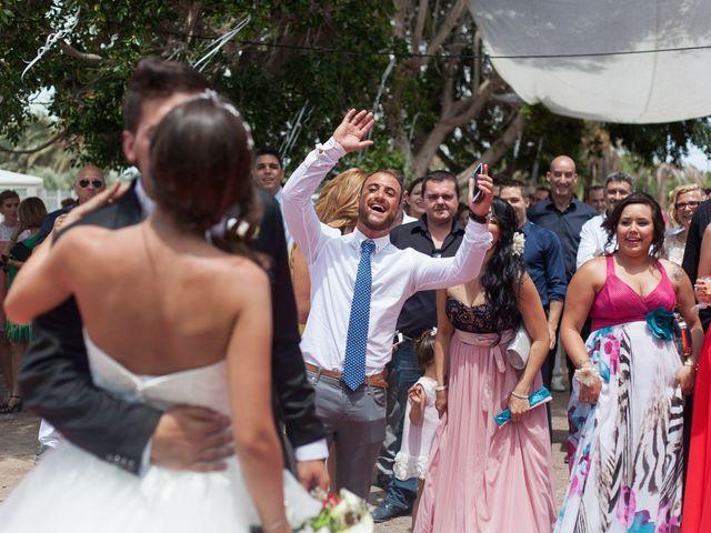 La boda de Néstor y Silvia en Elx/elche, Alicante 60