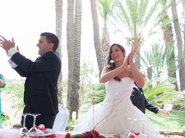 La boda de Néstor y Silvia en Elx/elche, Alicante 62