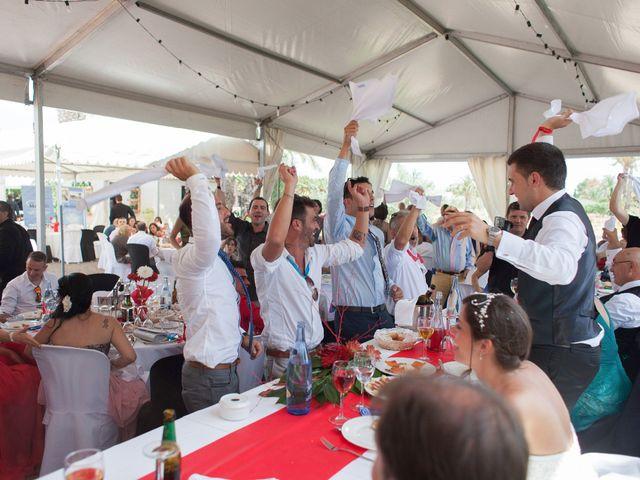 La boda de Néstor y Silvia en Elx/elche, Alicante 64
