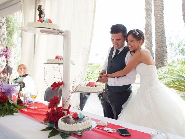 La boda de Néstor y Silvia en Elx/elche, Alicante 70
