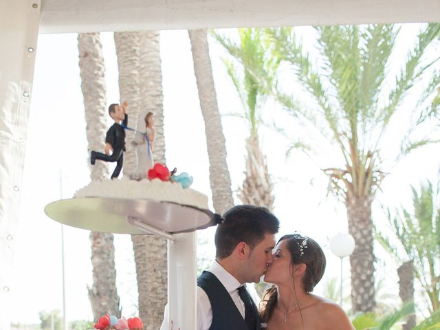 La boda de Néstor y Silvia en Elx/elche, Alicante 71