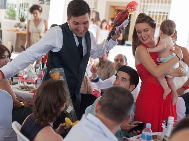 La boda de Néstor y Silvia en Elx/elche, Alicante 73