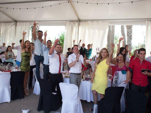La boda de Néstor y Silvia en Elx/elche, Alicante 74