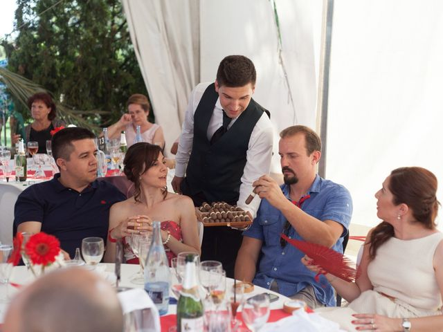 La boda de Néstor y Silvia en Elx/elche, Alicante 76