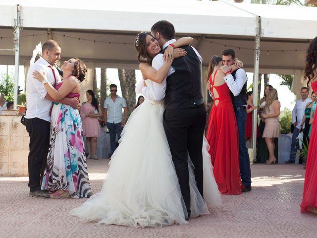 La boda de Néstor y Silvia en Elx/elche, Alicante 84