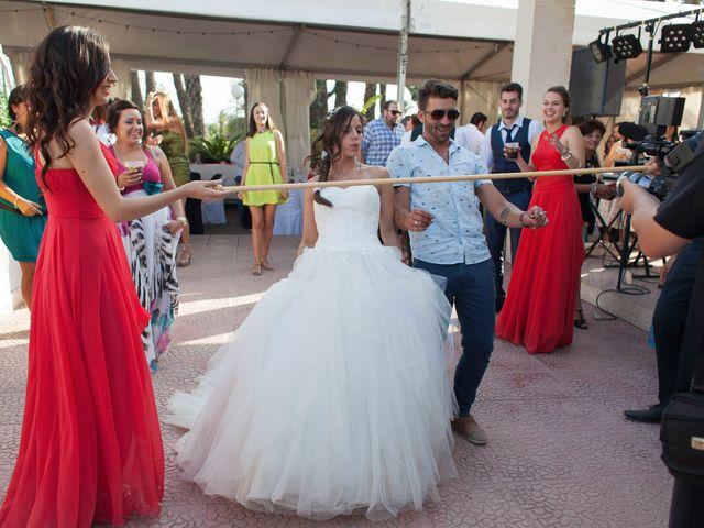 La boda de Néstor y Silvia en Elx/elche, Alicante 85