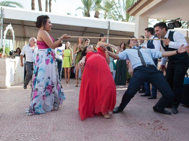 La boda de Néstor y Silvia en Elx/elche, Alicante 86