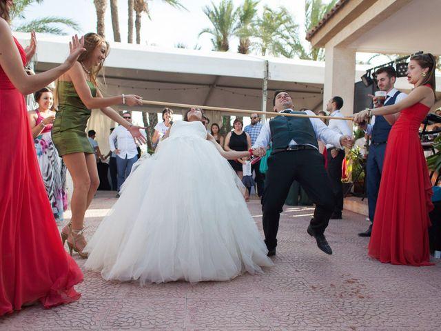 La boda de Néstor y Silvia en Elx/elche, Alicante 87