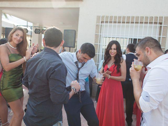 La boda de Néstor y Silvia en Elx/elche, Alicante 88