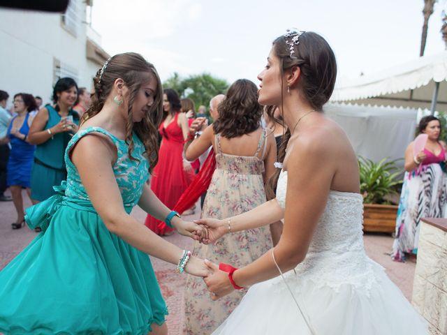 La boda de Néstor y Silvia en Elx/elche, Alicante 90