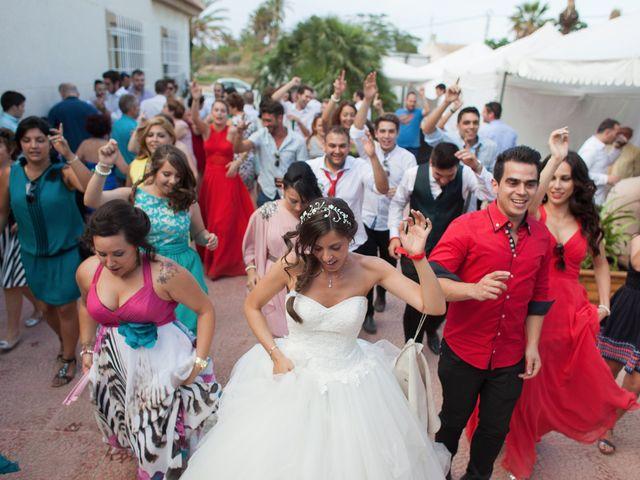 La boda de Néstor y Silvia en Elx/elche, Alicante 91