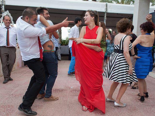 La boda de Néstor y Silvia en Elx/elche, Alicante 92